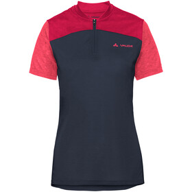 VAUDE Tremalzo IV Shirt Women pink/eclipse